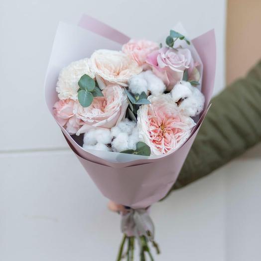 Букет Кейт: букеты цветов на заказ Flowwow