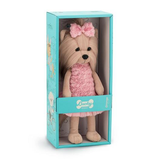 Коллекционная игрушка Lucky Doggy Розовый микс