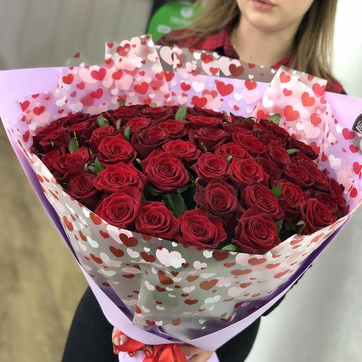 51 Роза со вкусом