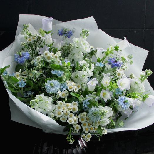 Июнь: букеты цветов на заказ Flowwow