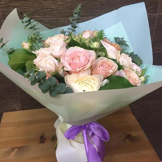Лейтон: букеты цветов на заказ Flowwow