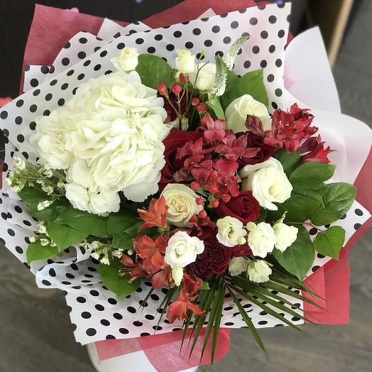 Букет RM 10019: букеты цветов на заказ Flowwow