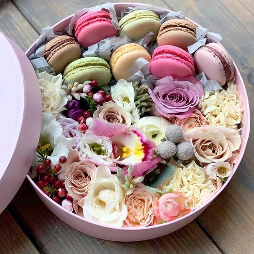 Коробка 29: букеты цветов на заказ Flowwow