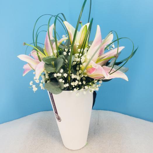 Радость ): букеты цветов на заказ Flowwow