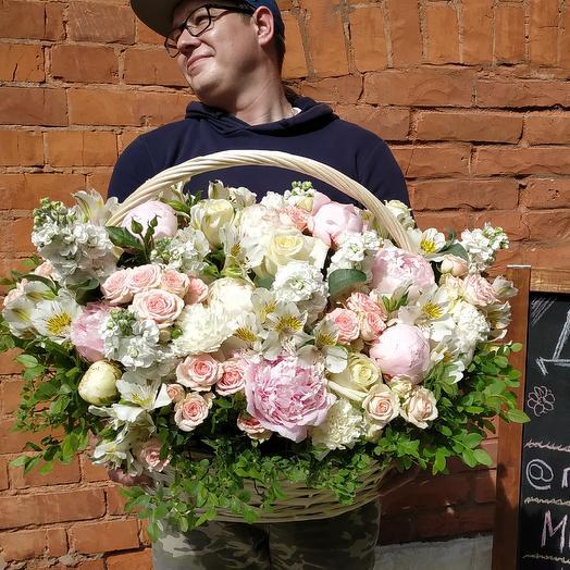 Самое большое счастье: букеты цветов на заказ Flowwow