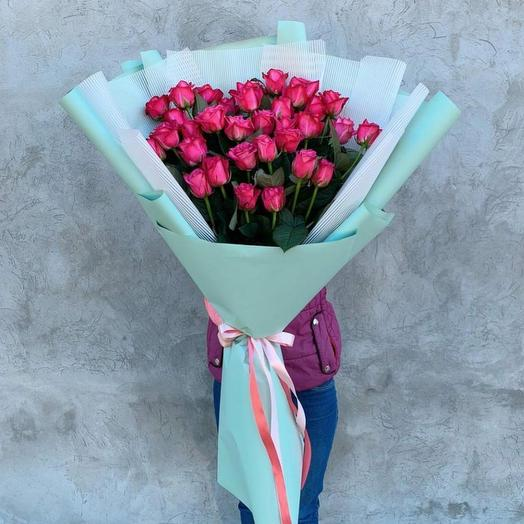 Букет, на счастье: букеты цветов на заказ Flowwow
