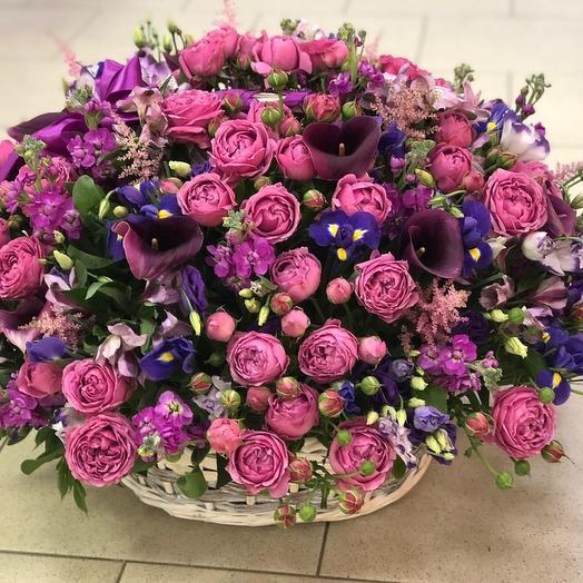 Я знаю,что ты любишь: букеты цветов на заказ Flowwow
