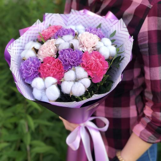 Ты просто космос 🚀: букеты цветов на заказ Flowwow