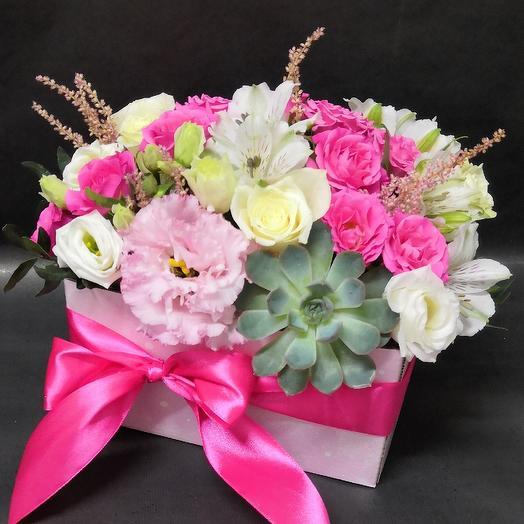Ягодное мороженое: букеты цветов на заказ Flowwow