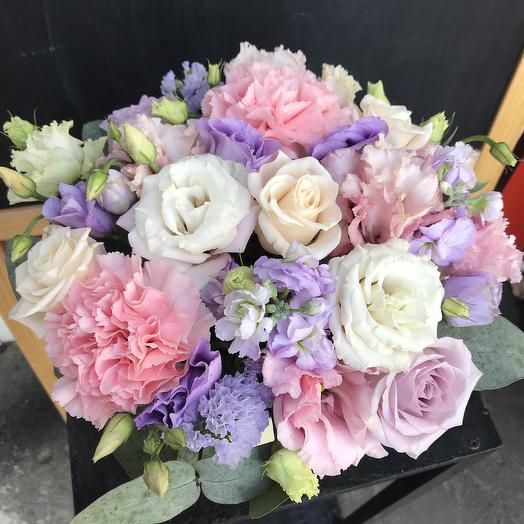 Нежность дня ️: букеты цветов на заказ Flowwow