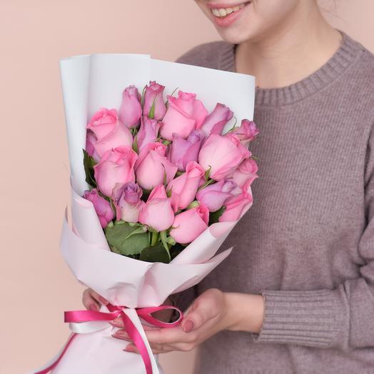 Держи меня: букеты цветов на заказ Flowwow