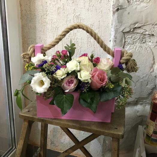 Композиция 1: букеты цветов на заказ Flowwow