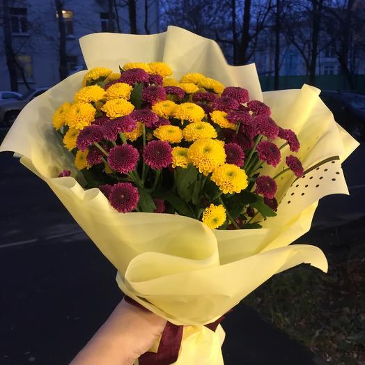 Букет «Яркие Конфетти»: букеты цветов на заказ Flowwow
