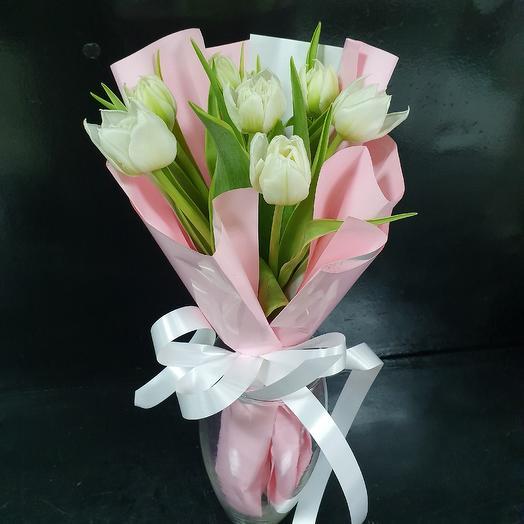 Букет 244: букеты цветов на заказ Flowwow