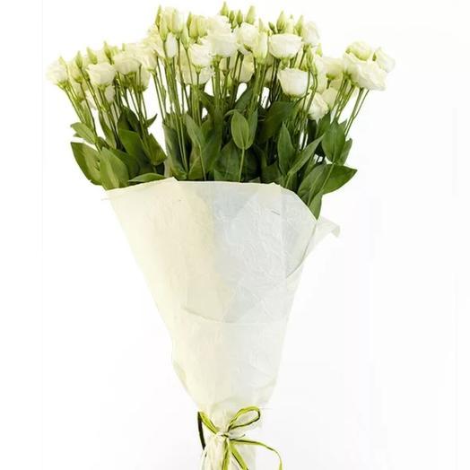Лизиантус: букеты цветов на заказ Flowwow