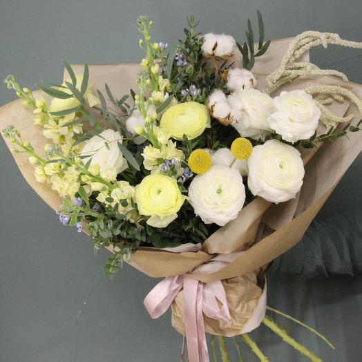 Тёплые времена: букеты цветов на заказ Flowwow