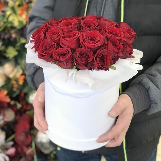 Багровый пик: букеты цветов на заказ Flowwow