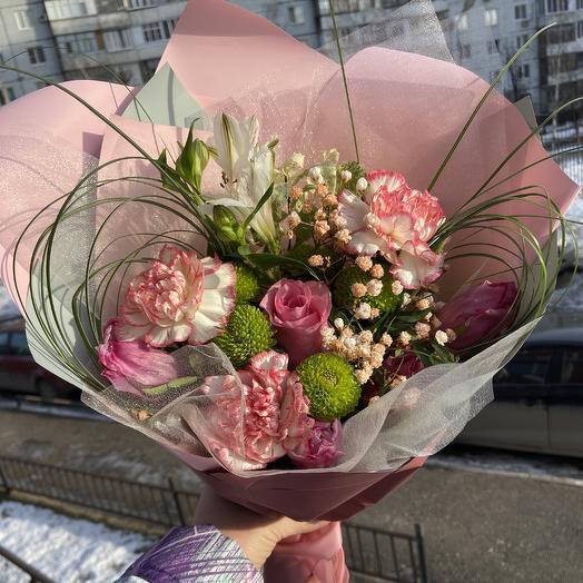 Любовь💓: букеты цветов на заказ Flowwow