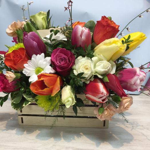 Мармеладка: букеты цветов на заказ Flowwow