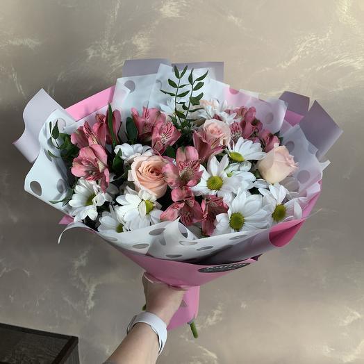 Нежной особе 🌸: букеты цветов на заказ Flowwow