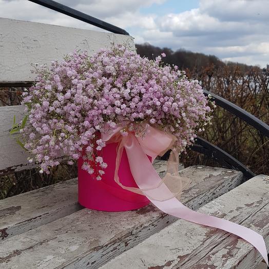 Spring Kiss Box: букеты цветов на заказ Flowwow