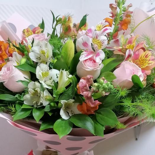 Bouquet of tenderness