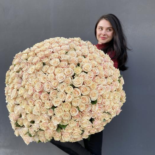 Букет с розами Моя нежность