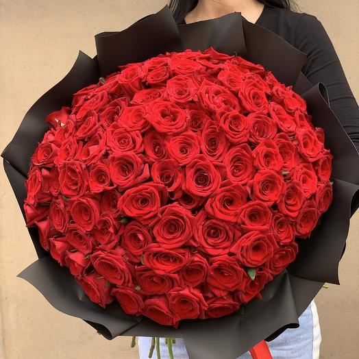 Red Rose XXL 60см