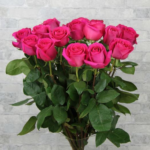 Ароматное моно из эквадорской розы