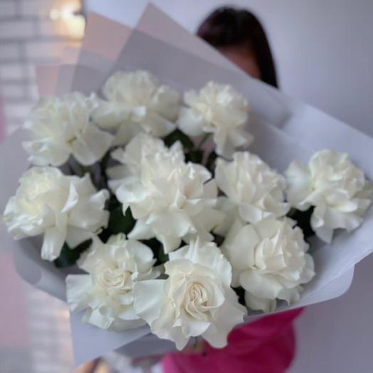 Букет колумбийских роз