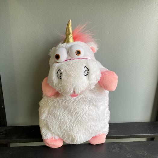 Подушка-игрушка единорог
