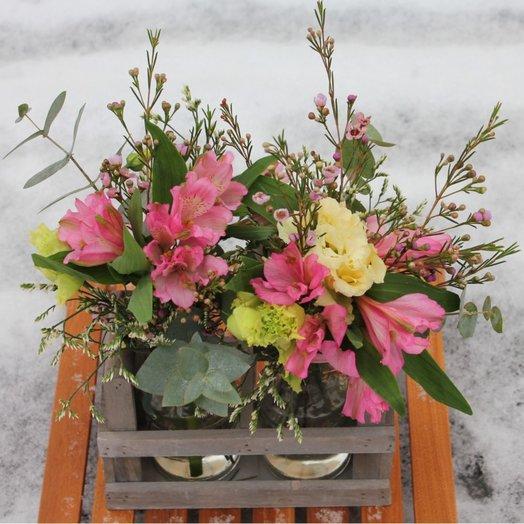 Pinki: букеты цветов на заказ Flowwow