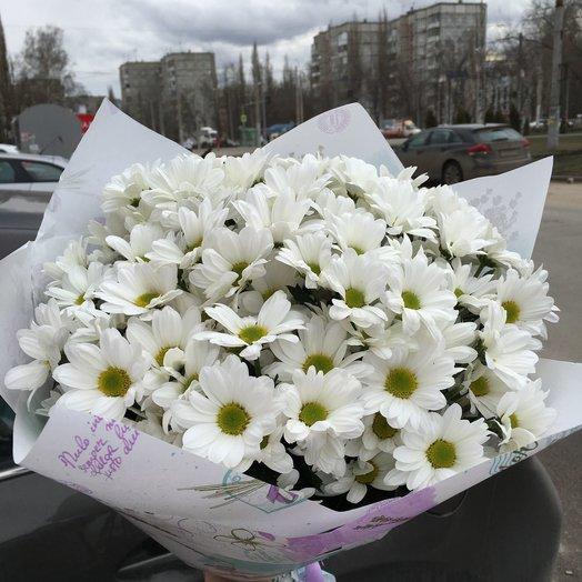 Букет 59: букеты цветов на заказ Flowwow