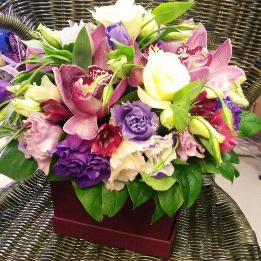 Джейн Эйр: букеты цветов на заказ Flowwow