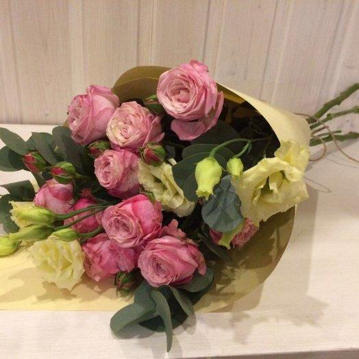Миниатюрный букет: букеты цветов на заказ Flowwow
