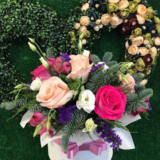 Здравствуй ёлка Новый год: букеты цветов на заказ Flowwow
