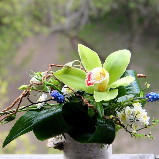 Миниатюра: букеты цветов на заказ Flowwow