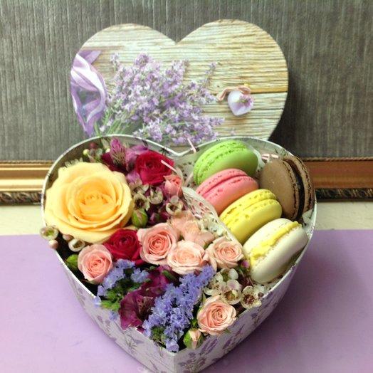Утро красит нежным светом...: букеты цветов на заказ Flowwow