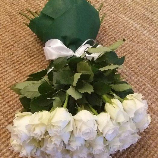 Белая роза, 35