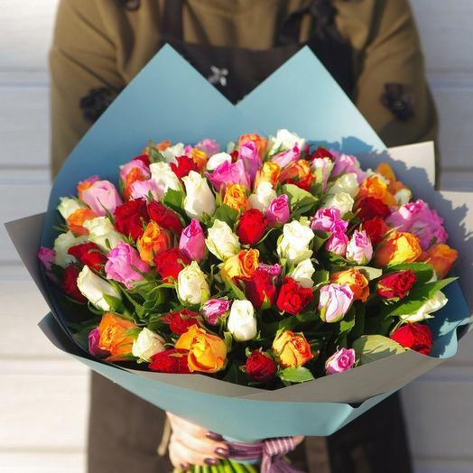 Сказочная страна: букеты цветов на заказ Flowwow
