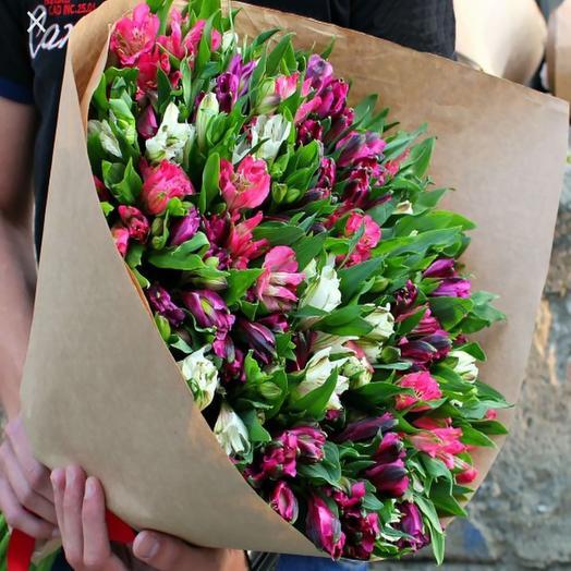 Букет 94: букеты цветов на заказ Flowwow