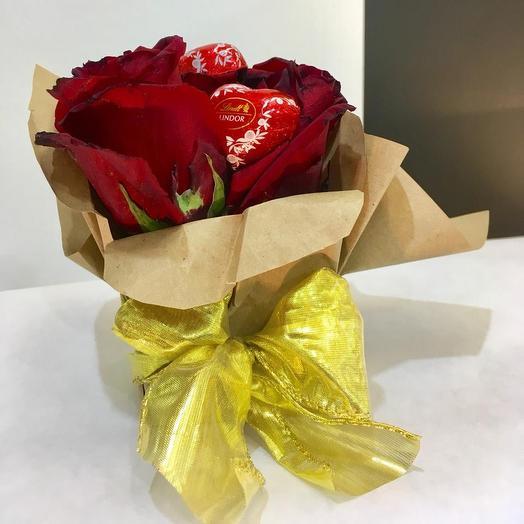Частица счастья: букеты цветов на заказ Flowwow