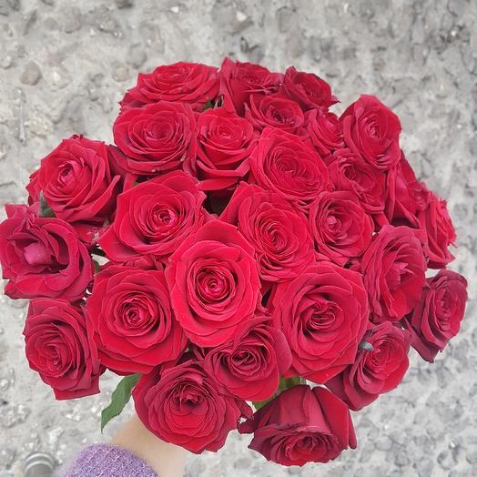 Букет любви: букеты цветов на заказ Flowwow