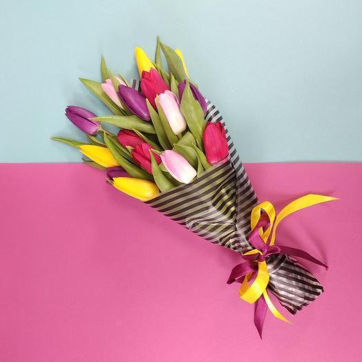Весенний хит: букеты цветов на заказ Flowwow