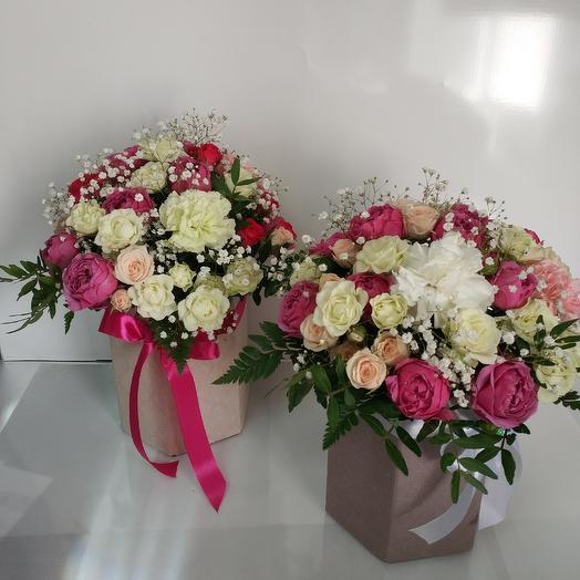 Забвение: букеты цветов на заказ Flowwow