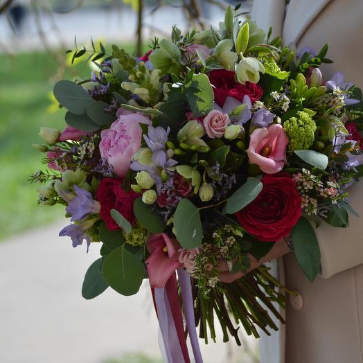 Валенсия: букеты цветов на заказ Flowwow