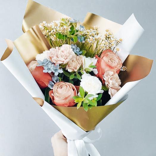 Букет дня 3: букеты цветов на заказ Flowwow
