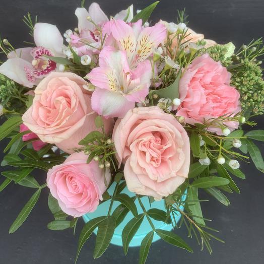 Нежной: букеты цветов на заказ Flowwow