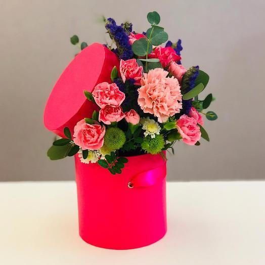 Композиция «Для принцессы»: букеты цветов на заказ Flowwow