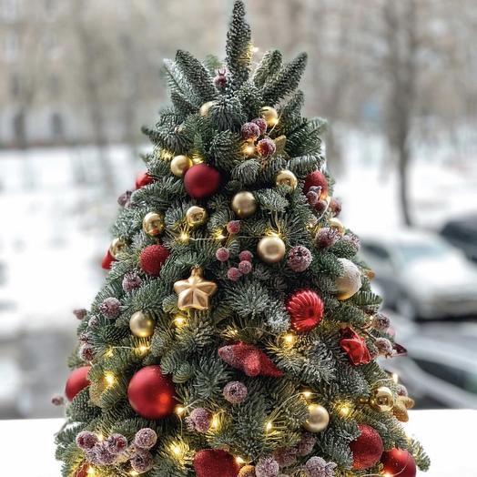 Christmas tree: букеты цветов на заказ Flowwow
